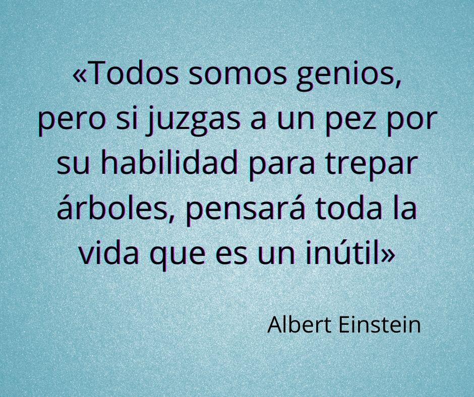 Albert Einstein Genios